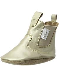 Bobux Stiefel Gold, Mocassini Bimba
