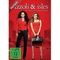 Rizzoli & Isles - 6. Staffel