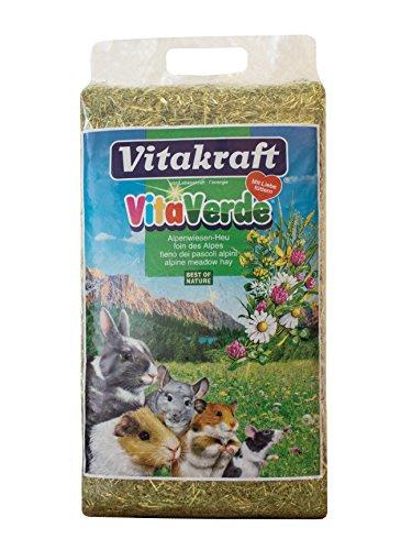 Vitakraft Vitaverde Alpenwiesenheu (6 x 1kg)
