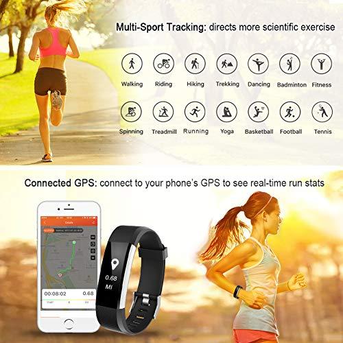 Zoom IMG-2 letscom fitness tracker hr orologio
