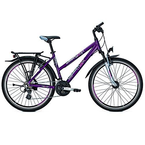 RALEIGH Damen FUNMAX Fahrrad, darkscarlet, 40