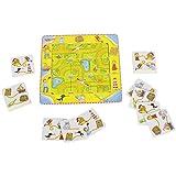 Goki 56672Puzzle-Spiel
