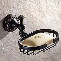Generico MQZM Home accessori Door-Know generale - Antiquariato - Bronzo oliato - Montaggio a parete
