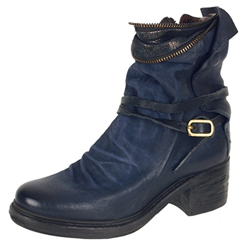 b 98 A Stiefelette 261203 In As s blau Blau Night 0npwfBq