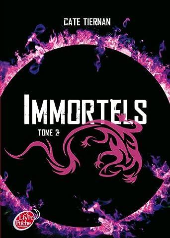 Immortels Cate Tiernan - Immortels - Tome 2 - La