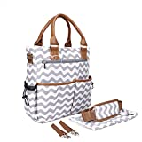 Motherly Diaper Bags for Mom and Baby Stylish - Best Reviews Guide