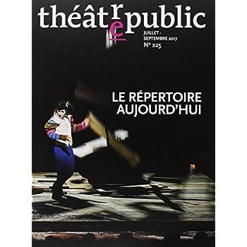 Théâtre public : N°225