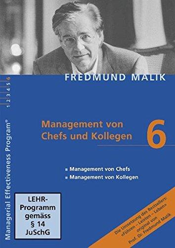 Modul.6 : Management von Chefs und Kollegen, DVD