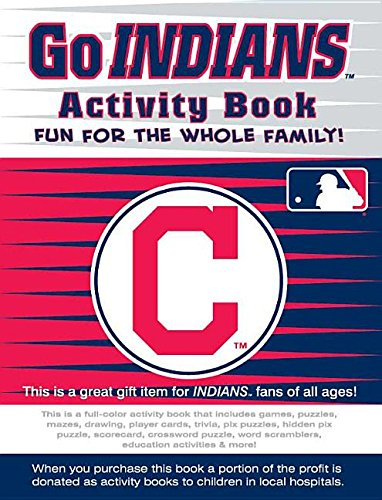 Go Indians Activity Book (Go Series Activity Books)