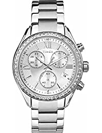 Timex Damen-Armbanduhr Chronograph Quarz TW2P66800