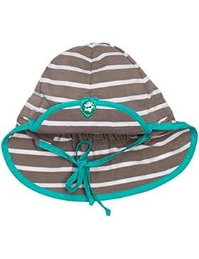 Sterntaler Unisex Baby Mütze Schirmmütze M. Nackenschutz