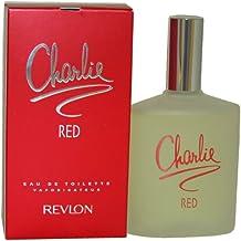 Revlon Charlie Eau de Toilette per donna, Red, 3.4Ounce