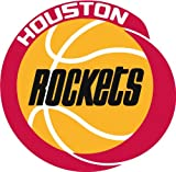 Houston Rockets NBA Basketball Hochwertigen Auto-Autoaufkleber 12 x 12 cm