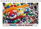 Alaaf – Köln im Karneval (Tischkalender 2015 DIN A5 quer): In Kölle jebützt (Tischkalender, 14 Seiten)