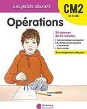 Telecharger Livres Operations CM2 (PDF,EPUB,MOBI) gratuits en Francaise