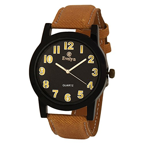 Evelyn wrist watch for men-EVE-350