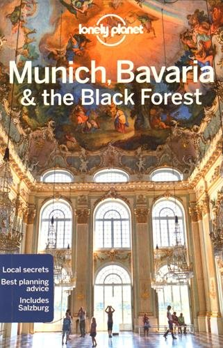 Munich, Bavaria & the Black Forest 5 (Country Regional Guides)