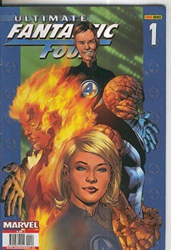 Ultimate Fantastic Four numero 01