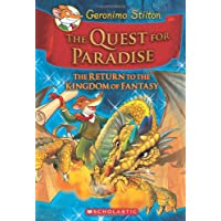 Geronimo Stilton - The Quest for Paradise
