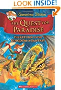 #7: Geronimo Stilton - The Quest for Paradise