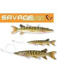 Savage Gear Cable Thru 3D Lucio 20cm & 30cm - 20 cm