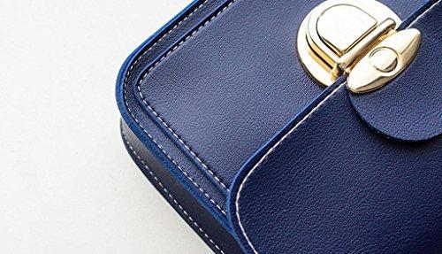 Bzline® Donna Borsa A Tracolla Borsa A Tracolla Borsa Moneta Blu