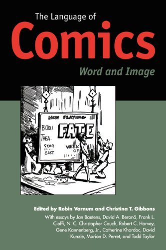 The Language of Comics: Word and Image (Studies in Popular Culture) (English Edition)