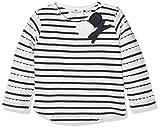 TOM TAILOR Kids Baby-Mädchen Langarmshirt T-Shirts 1/1, Blau (Agate Stone Blue 6519), 74
