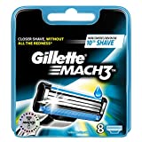 Ancienne Version / Gillette Mach3 - Pack de 8