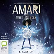 Amari and the Night Brothers: Amari and the Night Brothers, Book 1