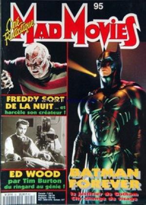 MAD MOVIES [No 95] - FREDDY - ED WOOD PA...