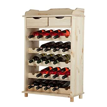 cave vin casier vin tag re bouteille vinothek pour 25 bouteilles gros. Black Bedroom Furniture Sets. Home Design Ideas
