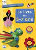 Le livre des 3-7 ans