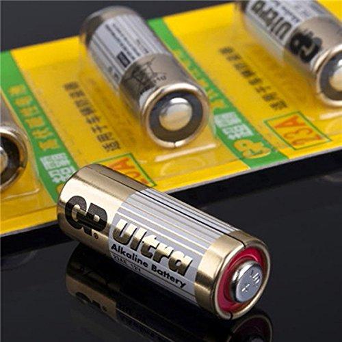 Preisvergleich Produktbild MU 5er GP 23AE GP 23A MN21 A23 V23GA VR22 12V 23A Batterie Batteries Neueste