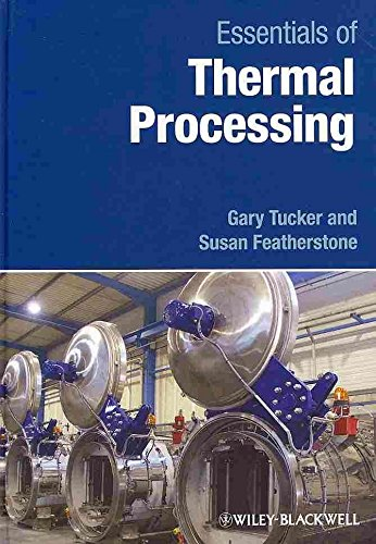 [(Essentials of Thermal Processing)] [By (author) Gary S. Tucker ] published on (December, 2010)