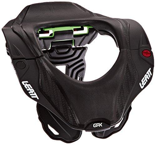 Preisvergleich Produktbild Leatt GPX 5.5 Neck Brace (Black/Green, Junior) by Leatt Brace