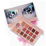ROMANTIC BEAR Professional 18 Farben Augen Make-up-Palette Hochpigmentierte Kosmetikpalette (Stil-3)