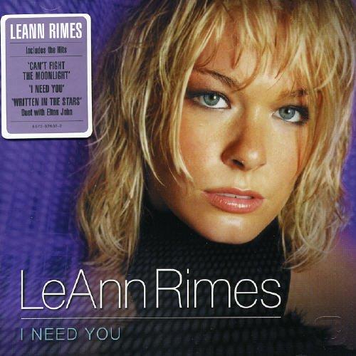 I Need You - Dvd Rimes Leann