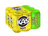 Kas refresco de Zumo de Limón - Pack de 9 x 33 cl - Total: 2970 ml