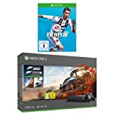 Xbox One X Forza Horizon 4 & Forza Motorsport 7 Bundle + FIFA 19 - Standard Edition - [Xbox One]