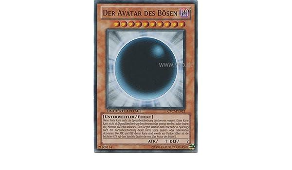Ct07 De023 Der Avatar Des Bösen Amazon De Spielzeug