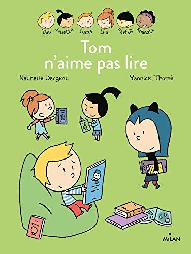 "<a href=""/node/16849"">Tom n'aime pas lire</a>"