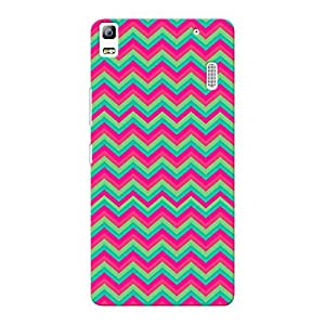 Mobile Back Cover For Lenovo A7000 Plus (Printed Designer Case)
