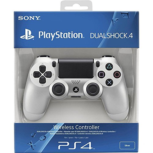 sony-mando-dual-shock-4-color-plata-playstation-4