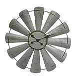 Special T las importaciones 26'rústico, De metal molino reloj con números en relieve
