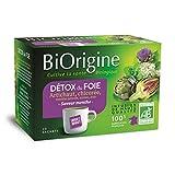 Biorigine - 29G Infusion Liver Detox - Lot De 3 - Precio Por Lote - Entrega Rápida