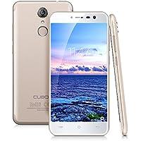 "4G LTE Smartphone in offerta-Cubot Note Plus Unlocked(2017),Fotocamera Doppia 16+16MP,5.2""HD Schermo,Android 7.0 Telefonia Mobile,scheda quad core 3GB RAM 32GB ROM,Dual SIM ,2800mAh"