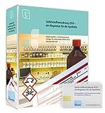 Gefahrstoffverordnung 2010 - ein Wegweiser für die Apotheke: Handlungshilfen und Dokumentationsvorlagen für verbesserten Arbeitsschutz inklusive USB-Card im Scheckkartenformat