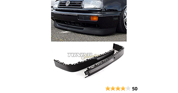Frontspoiler Lippe Spoiler Extra Breite Tiefe Ausführung Auto