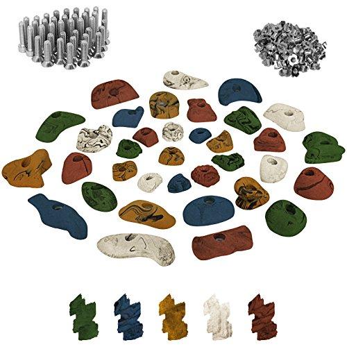 35 presas set de iniciación para niños, tornillos y 100 tuercas de inserción inclusive